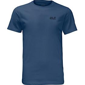 Jack Wolfskin Essential - T-shirt manches courtes Homme - bleu